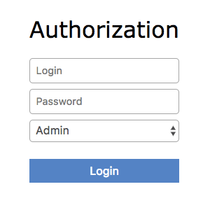 Form Without Errors Screenshot